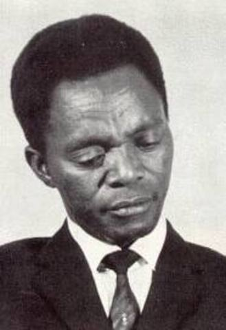 Coup d'etat to Grégoire Kayibanda