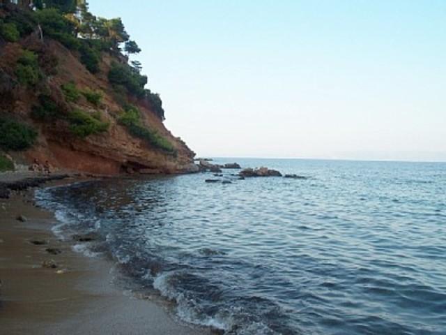 A day at the beach Kokino