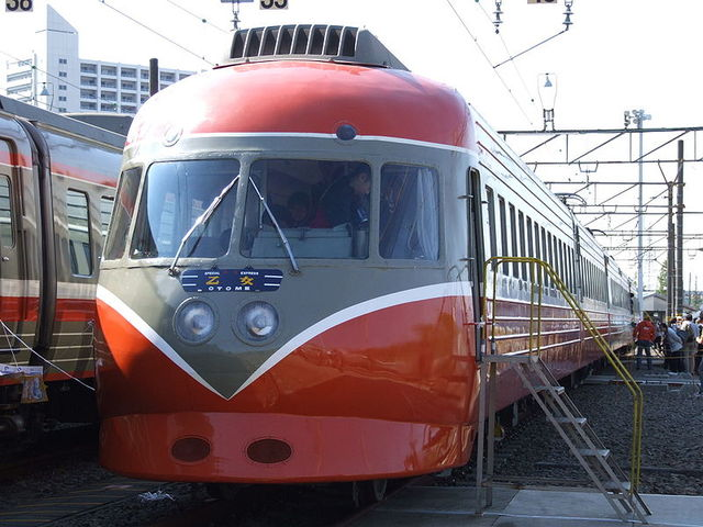 Romancar 3000 Launched in Tokyo