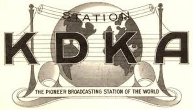 RADIO STATION KDKA