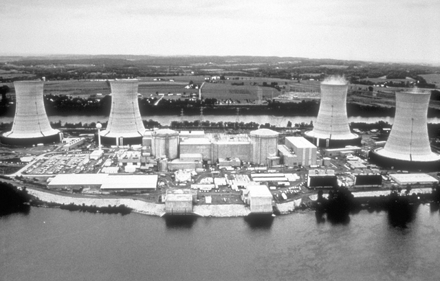 3 Mile Island Nuclear accident