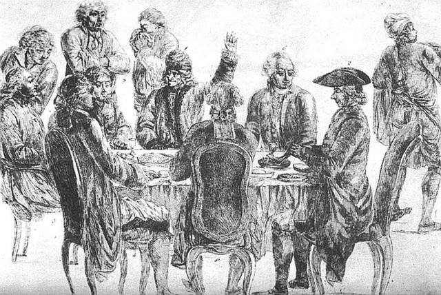 Le XVIII ème siècle