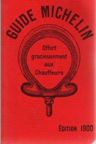 Création du Guide Michelin