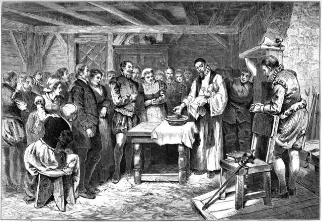 Raleigh founds lost colony at Roanoke