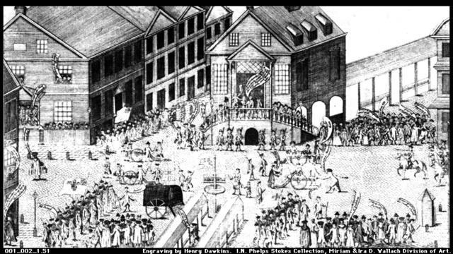 Paxton Boys & Rebellion