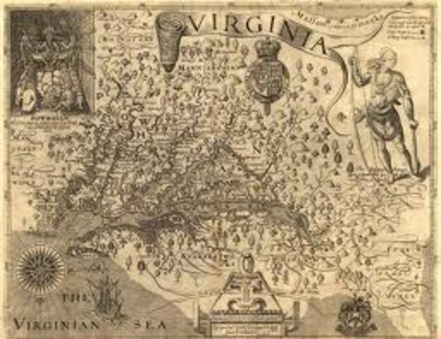 Virginia became royal colony