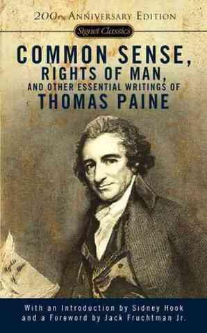 Thomas Paine- Common sense