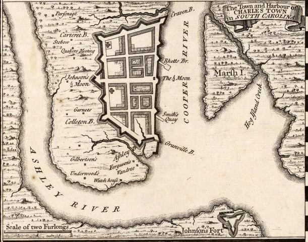 Carolina Colony created