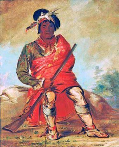 Yamasee War in South Carolina
