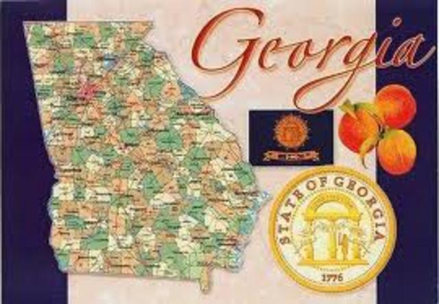 Georgia Colony founded