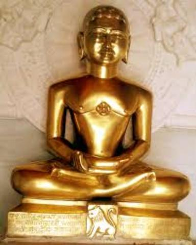 Founder of Jainism is Born