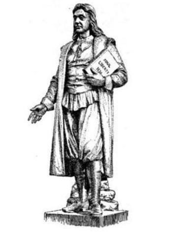 Roger Williams covicted of Heresy and founds Rhode Island Colony