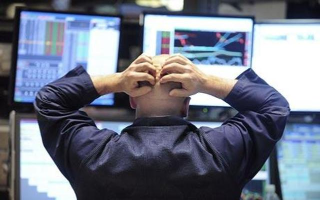 Global stock markets suffer largest fall