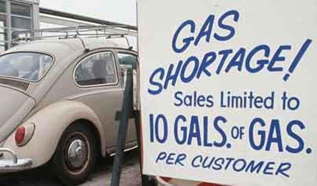 1973 Oil Crisis