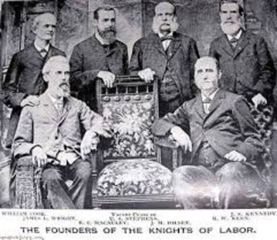 Kinghts of Labor Go Public