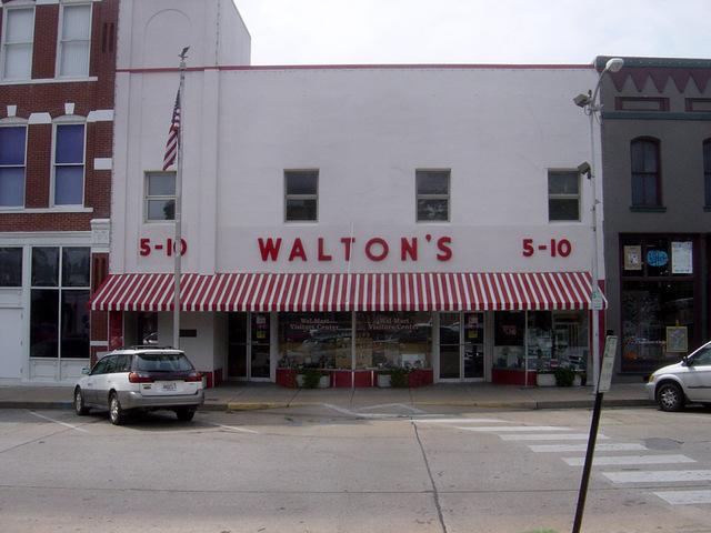 First Walmart
