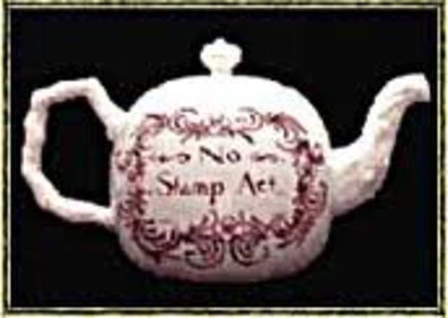 The Stamp Act (Lefonte & Cameron)