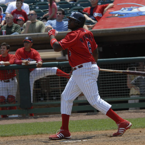 Ryan was drafted by the Phillies