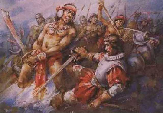 Defense of Mactan