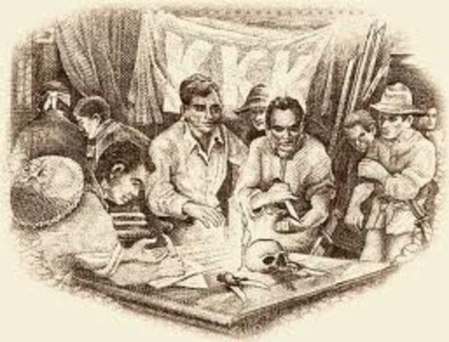 The Katipunan Formed