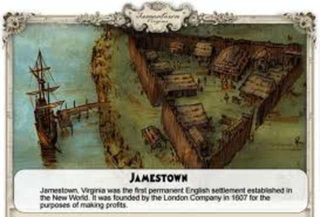 Founding of Jamestown Continued