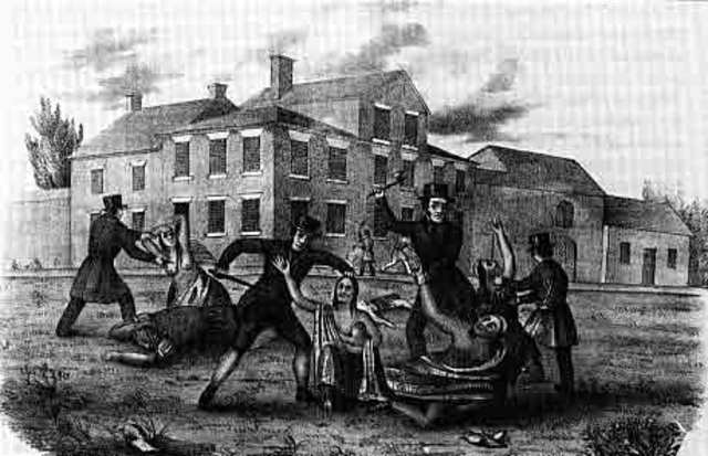 Paxton Boys & their Rebellion