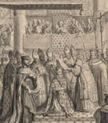 Henri IV of France converted from Protestantism to Roman Catholicism