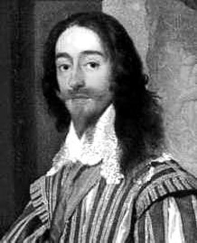 Charles I of England is born