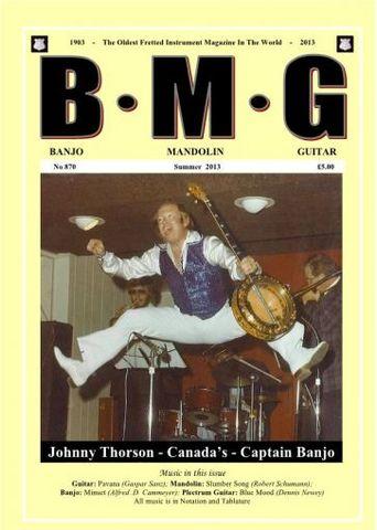 BMG longest british music magazine