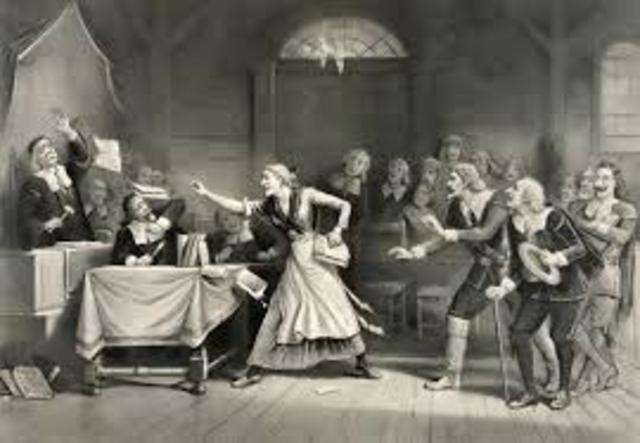 The Salem Witch Trials Continued