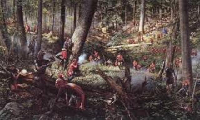 French and Indian War Continued