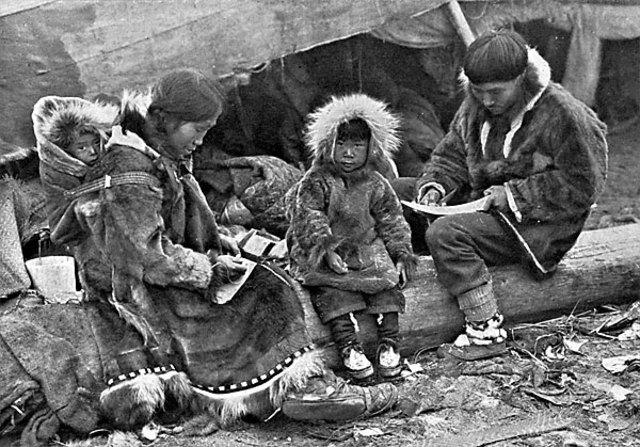 """Alaska Natives shoo """"invaders"""""""