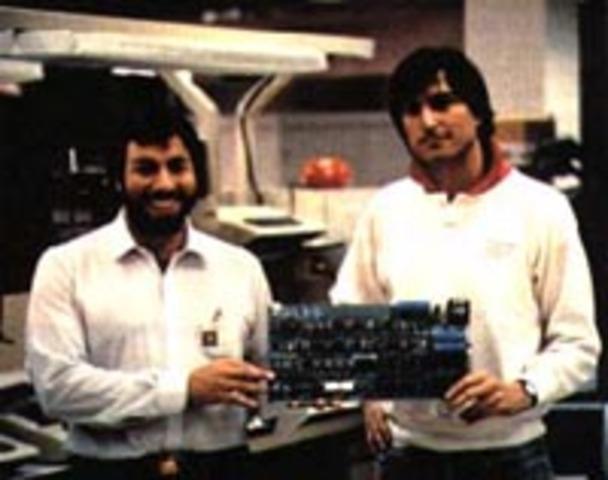 Steve Jobs, Steve Wozniak