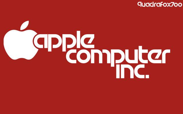 Apple Computer Inc