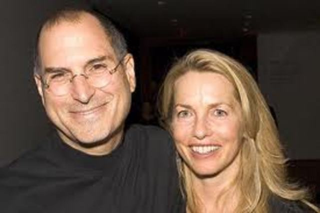 Steve Jobs Has His Youngest Daughter