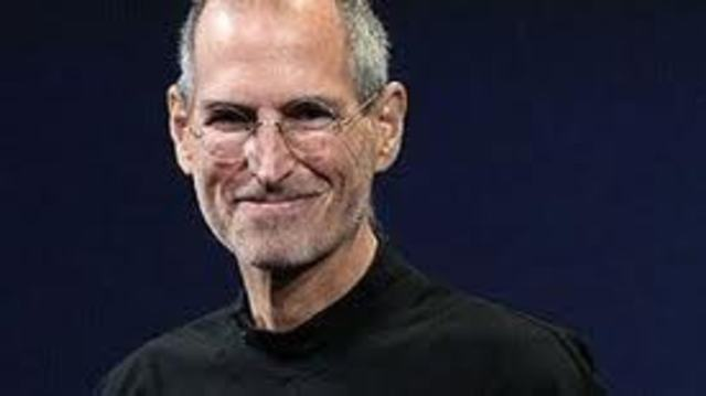Steve Jobs Makes His First Appearance