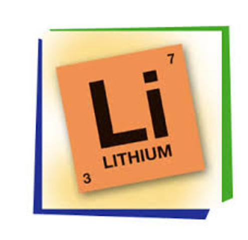 Discovery of element 3 - Lithium