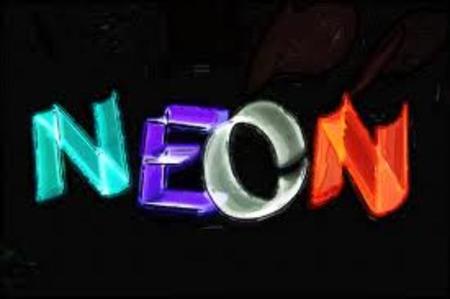 Discovery of element 10 - Neon