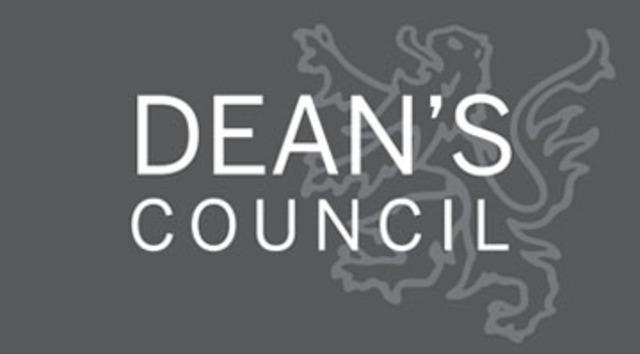 Deans Council Meetings