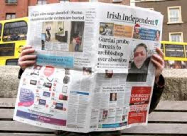 Independent Newspapers, Dublin