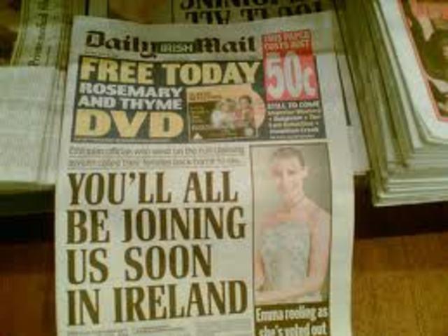 Irish Daily Mail, Dublin