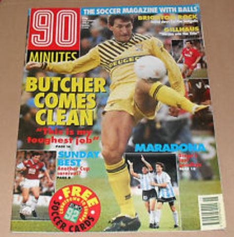 90 Minutes magazine