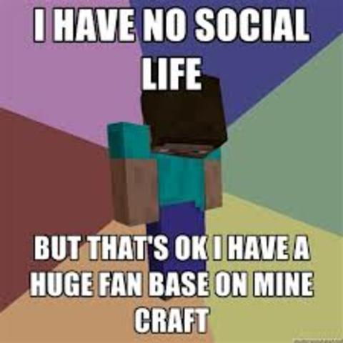 Sacrifice my social life