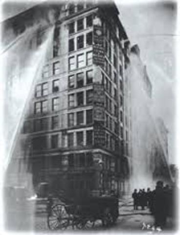 Triangle Shirtwaist Company Fire