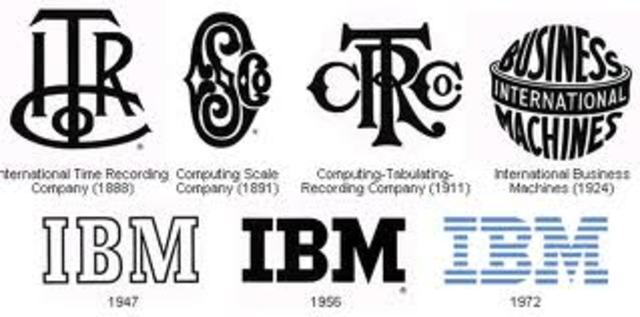 International Business Machines is Founded