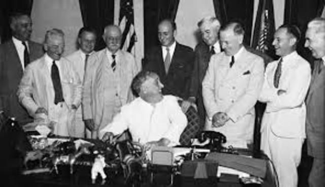 Glass Steagall Act and The Banking Act of 1933