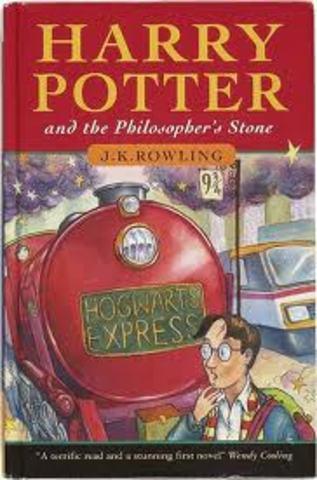 Harry Potter : The Philospher Stone