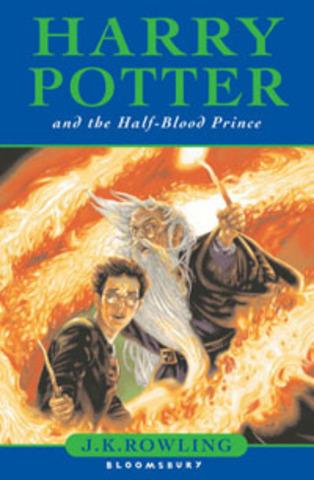 Harry Potter: The Half Blood Prince