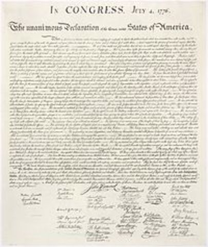 Declaration of Independance Continued