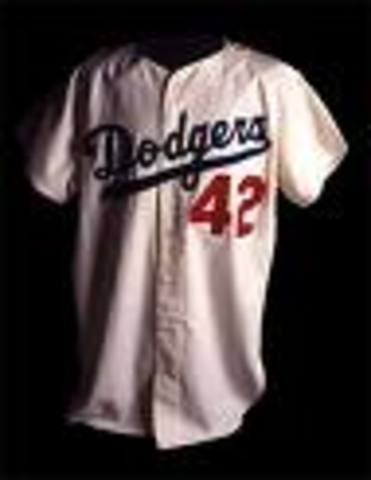 Jackie Robinson's Jersey Retired by all MLB Teams